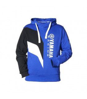 Sweat a Capuche Homme Yamaha Racing Paddock Team Officiel MotoGP