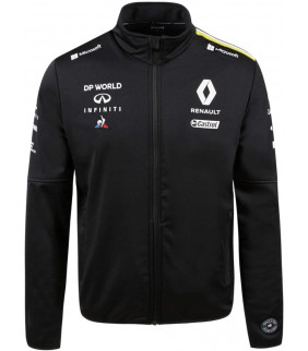 Veste Softshell Renault Team Le Coq Sportif F1 Racing Officiel Formule 1