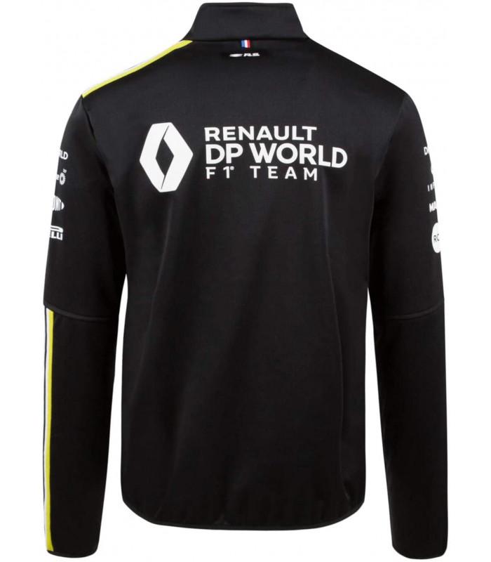 Veste Softshell Renault Team Le Coq Sportif F1 Racing Officiel Formule 1