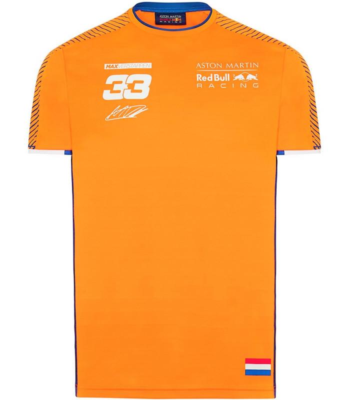 Aston Martin T-Shirt Logo F1 Racing Formula Team RB
