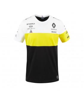 T-shirt Enfant RENAULT Le Coq Sportif F1 Racing Officiel Formule 1