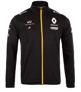Veste Softshell Homme Renault Team Le Coq Sportif F1 Racing Officiel Formule 1