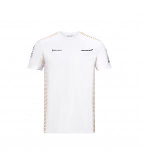 T-shirt Enfant McLaren F1 Team Officiel Formule 1 Racing