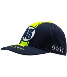 Casquette Valentino Rossi Abu Dhabi 12Hrs Edition Limited VR46
