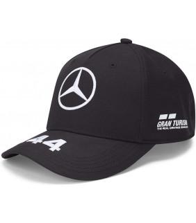 Casquette Enfant Baseball Mercedes-AMG Petronas Motorsport Team F1 Lewis Hamilton Officiel Formule 1