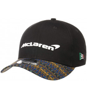 Casquette McLaren 9FIFTY F1 Team Edition Limited Mexico Officiel Formule 1 Racing