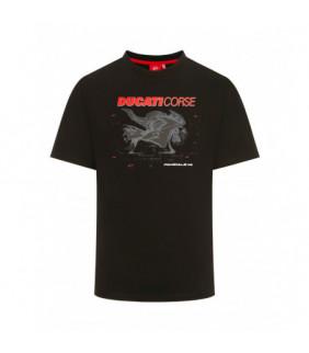 T-shirt Homme Photographic Ducati Corse