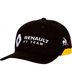 Casquette RENAULT Le Coq Sportif F1 Racing Officiel Formule 1