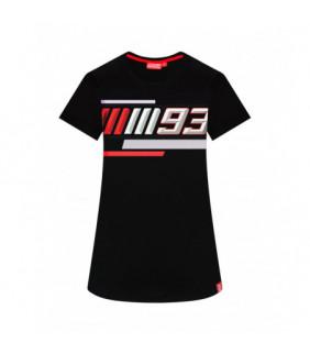 T-shirt Femme  MM93 Marc Marquez