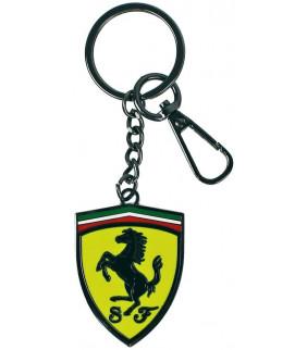 Porte-clés Logo Ferrari Scuderia Ferrari Formula 1 Team Officiel Formule 1