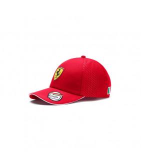 Casquette Baseball Ferrari Scuderia F1 Team Sebastian Vettel - Rouge