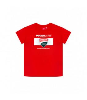 T-shirt Enfant Ducati Corse Desmosedici