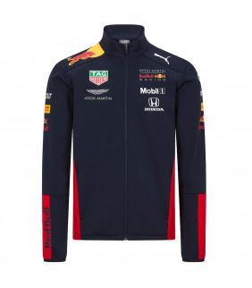 Veste Softshell Puma F1 Racing Formula Team RB Aston Martin Offiiciel Formule 1