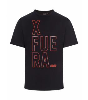 Tshirt Homme Jorge Lorenzo Xfuera JL99 Officiel MotoGP