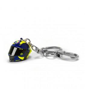 Porte-clé VR46 Replique Casque 3D Valentino Rossi Officiel MotoGP