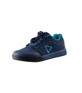 Chaussures Leatt DBX 2.0 Flat - Bleu - Homme VTT/Enduro/DH