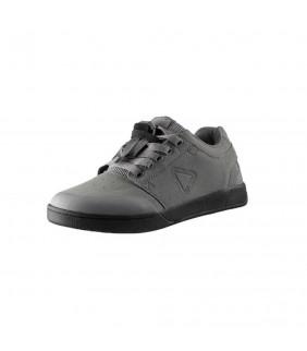 Chaussures Leatt DBX 2.0 Flat - Gris Steel - Homme VTT/Enduro/DH