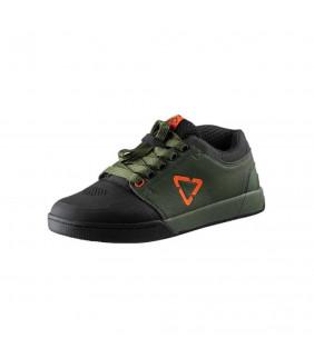 Chaussures Leatt DBX 3.0 Flat - Vert Homme VTT/Enduro/DH