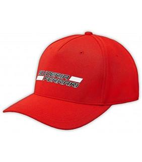 Casquette Baseball Ferrari Scuderia F1 Team Officiel Formule 1