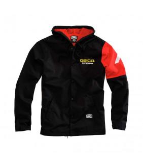 Veste homme 100 Percent Honda Geico Officiel Motocross