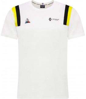 Tshirt Homme Renault Team Le Coq Sportif F1 Racing Officiel Formule 1