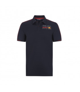 Polo Homme Aston Martin F1 Racing Formula Team RB Officiel Formule 1