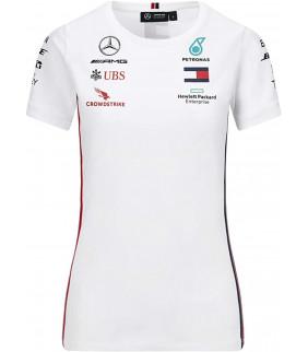 T-Shirt Femme Mercedes AMG...