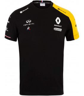 Tshirt Renault Team Le Coq Sportif F1 Racing Officiel Formule 1