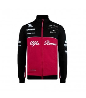 Sweat ALFA ROMEO Formule 1 Officiel Team F1 Racing