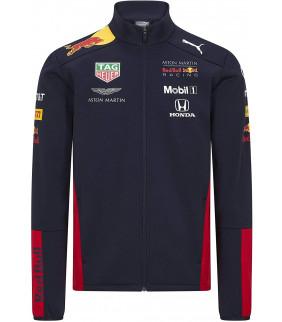 Veste Softshell Enfant Puma F1 Racing Formula Team RB Aston Martin Officiel Formule 1