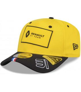 Casquette RENAULT OCON 31 Le Coq Sportif F1 Racing Officiel Formule 1
