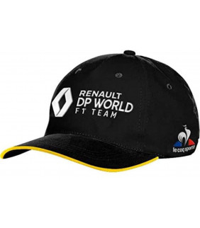 Casquette RENAULT DP WORLD Le Coq Sportif F1 Racing Officiel Formule 1