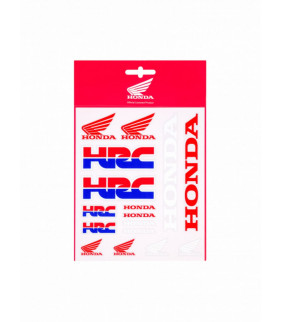 Planche Sticker Honda HRC Medium Officiel MotoGP