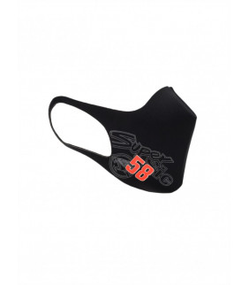 Masque de protection Marco Simoncelli - Sic58 Officiel MotoGP