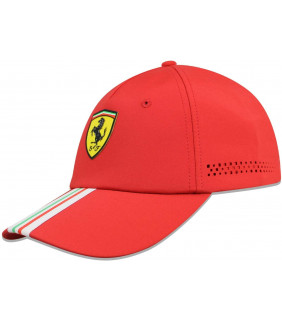 Casquette Baseball Ferrari Scuderia Team Motorsport F1 Officiel Formule 1