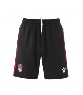 Short Homme LOU Rugby Training Strip Officiel Lyon