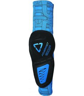 Coudière LEATT 3DF noir/bleu L/XL