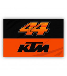 Drapeau KTM Paul Espargaro...