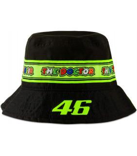Chapeau Bob VR46 Bande The Doctor Officiel MotoGP Valentino Rossi