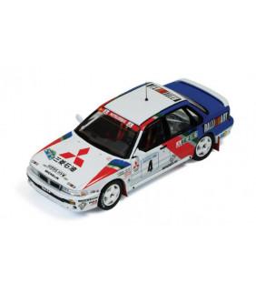 Ixo Mitsubishi Galant VR 4 Eriksson Sweden 1991 1:43 Rallye DIECAST RAC220