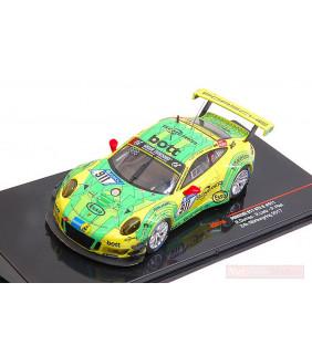 IXO Model GTM115 Porsche 911 GT3 R N.911 24H Nurburgring 2017 Dumas-LIETZ 1:43