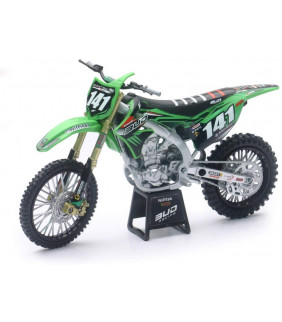 Moto Miniature Kawasaki Bud...