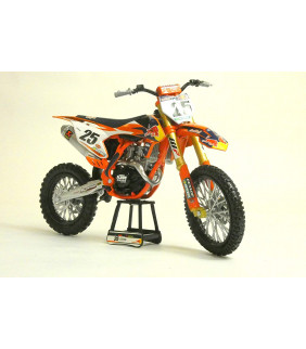 Moto Miniature New Ray KTM...