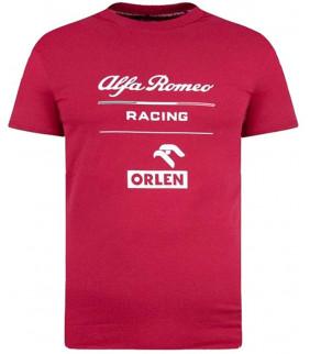 Tshirt ALFA ROMEO Essential Officiel Team F1 Racing Officiel Formule 1