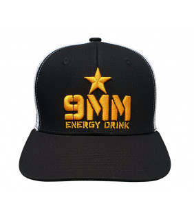 Casquette BudRacing Team 9MM Energy Drink Officiel Motocross