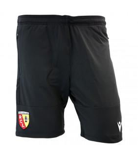 Short Macron Training Racing Club de Lens Officiel Football