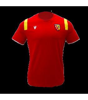 T-shirt Macron Training Racing Club de Lens Officiel Football