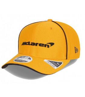 Casquette Enfant McLaren 9FIFTY F1 Team Officiel Formule 1 Racing orange
