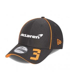 Casquette Enfant McLaren Daniel Ricciardo 9FIFTY F1 Team Officiel Formule 1 Racing Noir