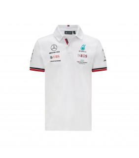 Polo Homme Mercedes AMG Petronas Motorsport Team F1 Formula Driver